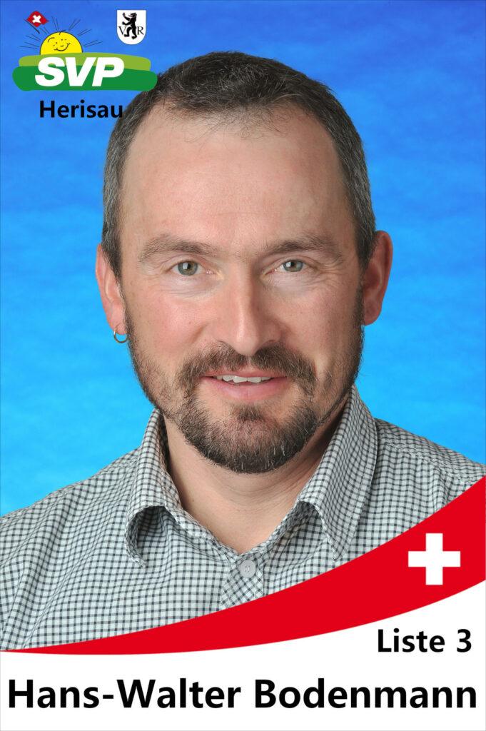 Hans-Walter Bodenmann