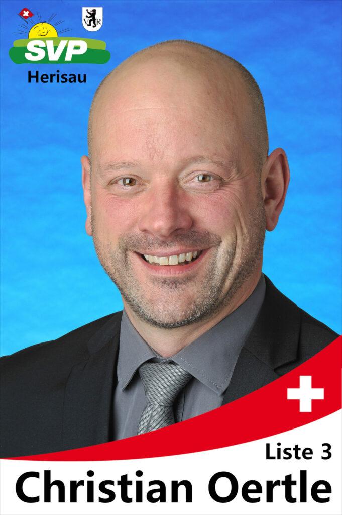 Christian Oertle